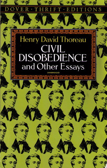 h.d thoreau civil disobedience and other essays Thoreau, h d, miller, p is the bible worth reading and other essays other titles: civil disobedience and social issues analytical essay assignment.